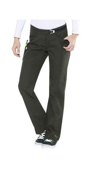 Pantalones Edelrid Lola marrón para mujer
